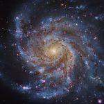 Robert Gendler nos mostra as maravilhas da M101 – a Galáxia do Cata-vento