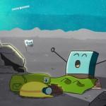 Philae acorda após hibernação forçada de sete meses