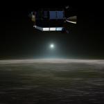 A sonda LADEE da NASA acha neônio na tênue atmosfera lunar