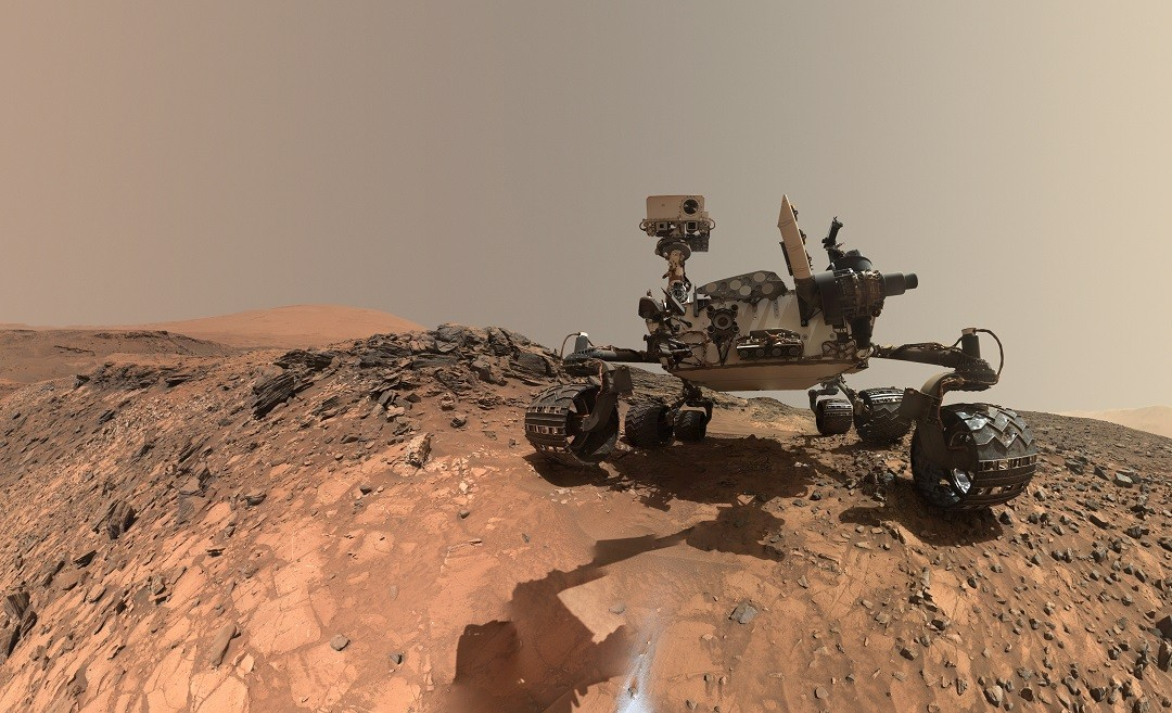 http://www.nasa.gov/jpl/msl/pia19808/looking-up-at-mars-rover-curiosity-in-buckskin-selfie
