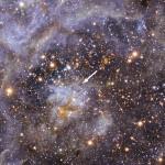 VFTS 102: VLT revela a estrela de rotação mais rápida conhecida