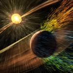 A sonda MAVEN revela a taxa de influência do vento solar na erosão da atmosfera de Marte