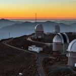 Babak Tafreshi captura panorama do complexo de observatórios de La Silla ao pôr-do-sol