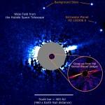 HD 106906 b: Exoplaneta no exílio foi provavelmente expulso da vizinhança de sua estrela