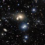 NGC 5291: Colisões cósmicas revisitadas pelo VLT do ESO