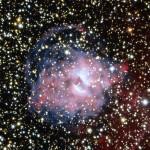 NGC 3699: uma nebulosa planetária dividida