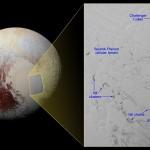Plutão e suas misteriosas colinas 'flutuantes'
