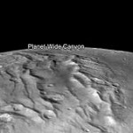 Sobrevoando a congelada lua Caronte