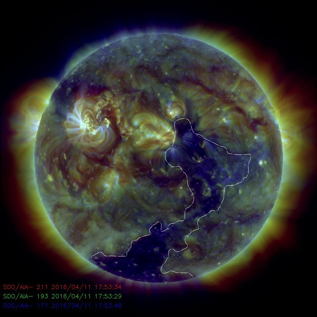 http://spaceweather.com/archive.php?view=1&day=12&month=04&year=2016