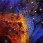 IC 5067 na Nebulosa do Pelicano por Roberto Colombari