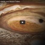 Assista o trailer da Missão Juno que irá explorar Júpiter