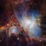 Imagens infravermelhas do VLT revelam quantidade inesperada de objetos de pequena massa na nebulosa de Órion
