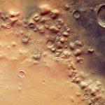 ESA: Mars Express revela glaciares enterrados em Marte