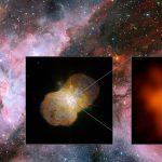 ESO: o Interferômetro do VLT captura ventos fortes no famoso sistema estelar massivo de Eta Carinae
