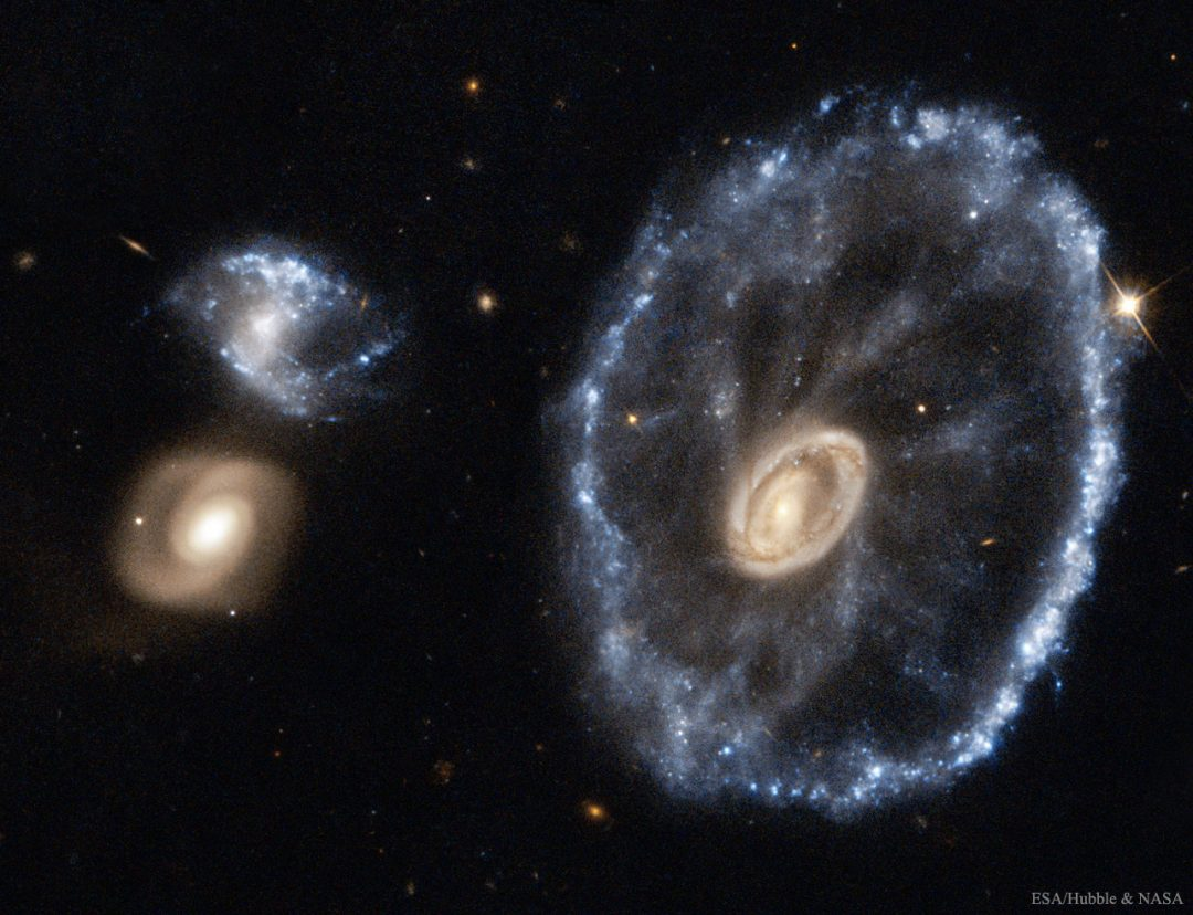 http://apod.nasa.gov/apod/image/1612/Cartwheel_Hubble_1282.jpg