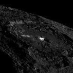 DAWN revela atividades de criovulcanismo no planeta anão Ceres