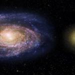 """Astrônomos usam o Hubble para analisar uma massivo disco galáctico """"morto"""" que desafia as teorias da evolução das galáxias"""