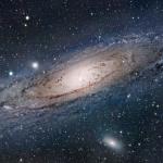 Astrônomos revelam evidências de impactos que formataram a estrutura da Via Láctea