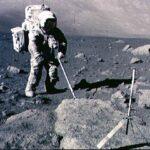 Pedra lunar revela que a Lua teve um núcleo magnético pastoso
