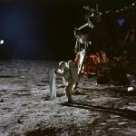 20 de julho de 1969 – 45 anos da Apollo 11: navegue pela base lunar no mar da Tranquilidade