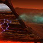 O mistério sobre origem do metano na atmosfera marciana ganha novas pistas