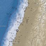 NASA revela o mapa da distribuição das forças do terremoto no Chile