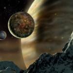 As grandes luas devem ser chamadas de planetas-satélite?
