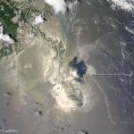 A Terra vista do espaço: vídeo da NASA mostra imagens comparativas do derramamento de óleo do Golfo do México