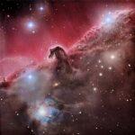 Mosaico revela detalhes da magnífica Nebulosa Cabeça de Cavalo