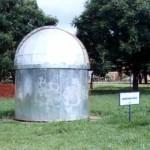 13 de junho de 1996 – Inauguração do Observatório Prof. Mário Schenberg do Grupo de Amadores de Astronomia da UNESP de Ilha Solteira