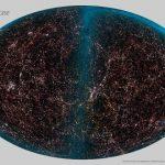2MASS: pesquisa abrangendo 1,6 milhões de galáxias responde a questão sobre a uniformidade da distribuição de galáxias no Universo