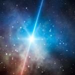 Astrônomos do ESO esclarecem o mistério das explosões de raios gama obscuras: a presença da poeira cósmica