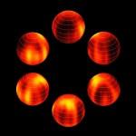 ESO gera o primeiro mapa meteorológico de uma anã marrom – Luhman 16B