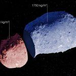 ESO detalha a anatomia do asteroide Itokawa
