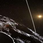 Brasileiros encontram primeiro sistema de anéis em torno de um asteroide – Chariklo tem dois anéis
