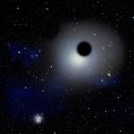 Buracos negros errantes vagam pela Via-Láctea