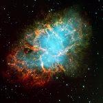 Existem nano partículas de cimento produzidas por supernovas no espaço?