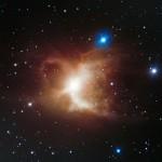 IC 2220: VLT mostra a detalhes da Nebulosa da Caneca de Toby