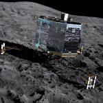 Infográfico da Missão Rosetta