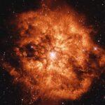 WR 124: Hubble revela a nebulosa produzida por uma estrela de Wolf Rayet