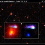 Hubble: a lente gravitacional mais distante conhecida revela os segredos do Universo primordial
