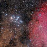 M6: o aglomerado estelar da Borboleta revelado por Marco Lorenzi