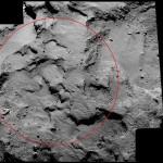 Rosetta: ESA define o local de pouso da sonda Philae no cometa 67P/Churyumov-Gerasimenko