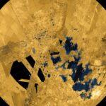 Titã: voando sobre um mundo extraterrestre repleto de lagos
