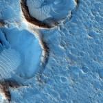 "O romance ""O Marciano"" de Andy Weir revisitado – câmera da HiRISE mostra local de pouso da 'Ares 3'"