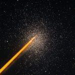 ESO: primeira luz do novo laser instalado no VLT em Monte Paranal