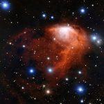 RCW 34 – Uma celebração cósmica borbulhante
