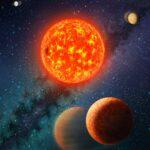 Inédito! Medindo a massa de um exoplaneta similar a Marte
