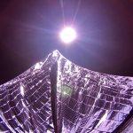 LightSail A: o bem sucedido teste de uma vela solar no espaço