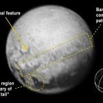 New Horizons e a geologia de Plutão